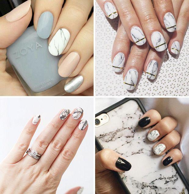 Polished to Perfection - 17 Chic Autumn Nail Ideas | Autumn nails ...