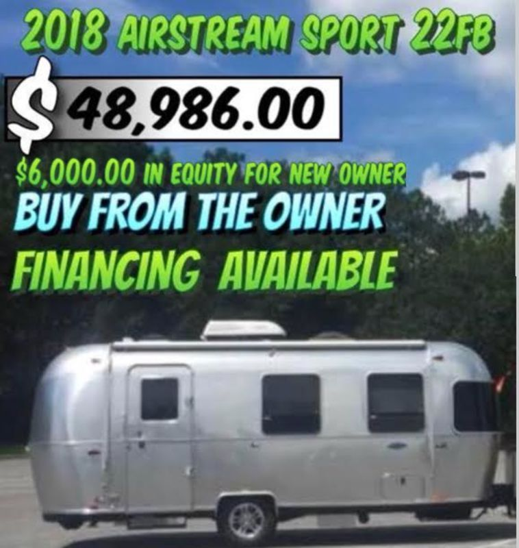 2018 Airstream Sport 22FB for sale - USA, LA | RVT.com Classifieds ...
