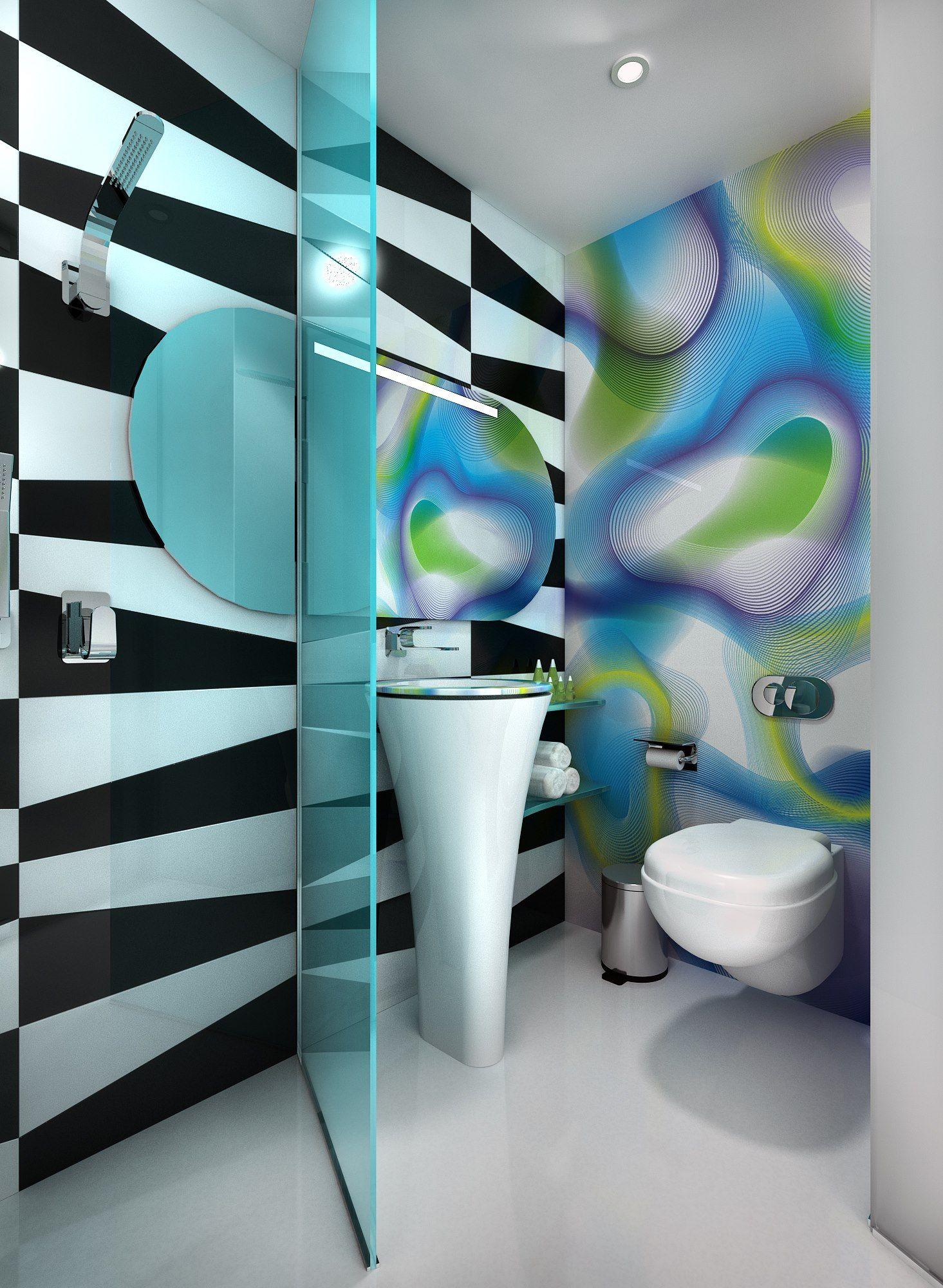 By Karim Rashid K A R I M R A S H I D Karim Rashid Interior - Kawa-sexy-bathroom-furniture-by-karim-rashid