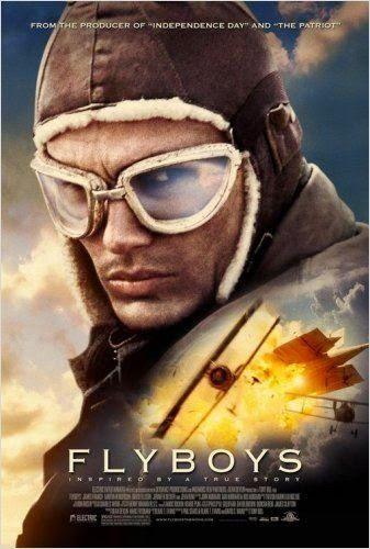 BOAS NOVAS: Flyboys - Filme 2006