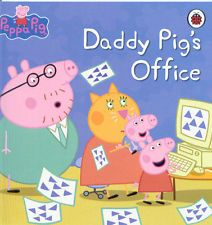 Young Children S Peppa Pig Picture Story Book Daddy Pig S Office