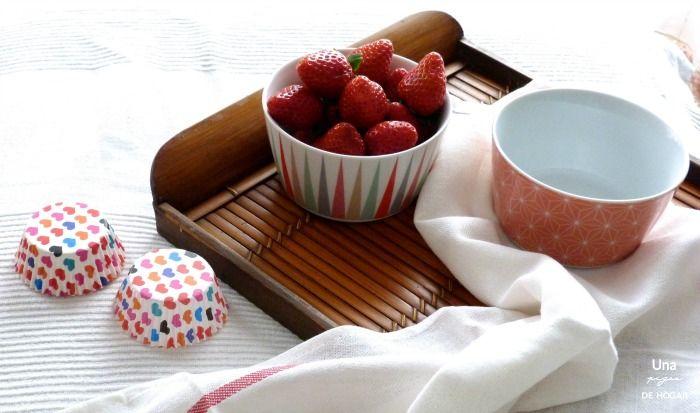 Ikea Muffins mufffins de fresas y nutella fresas frescas magdalenas y ikea