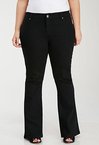 Classic Bootcut Jeans Forever 21 Her Stuff Pinterest
