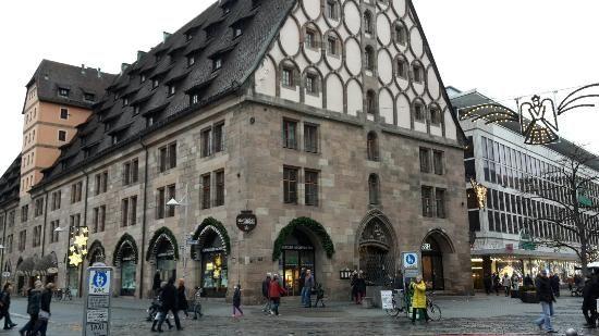 Barfusser Franconia Nuremberg Germany