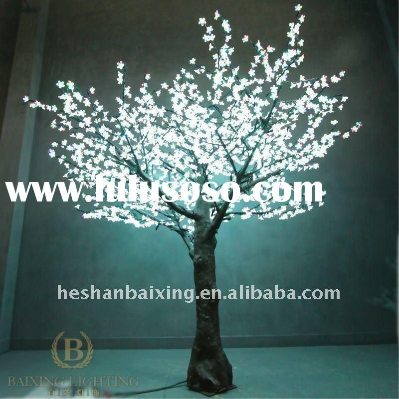 decorating with tree branches for a wedding | led white light ...