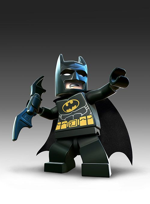 Bluebird Batman minifigure action movie DC TV Show Comic cartoon toy figure