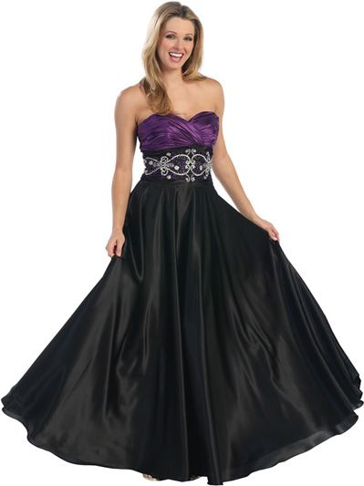 Purple And Black Homecoming Dresses - Gommap Blog