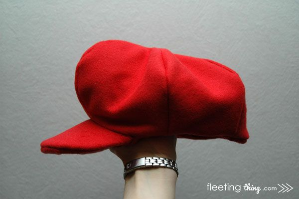 e3cb0e2bd85 fleetingthing » Super Mario Hat (pattern and tutorial)