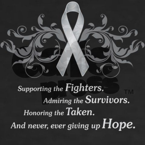 65a9a63beea Always Hope. Brain Tumor Awareness Day. | Brain Tumor Awareness ...