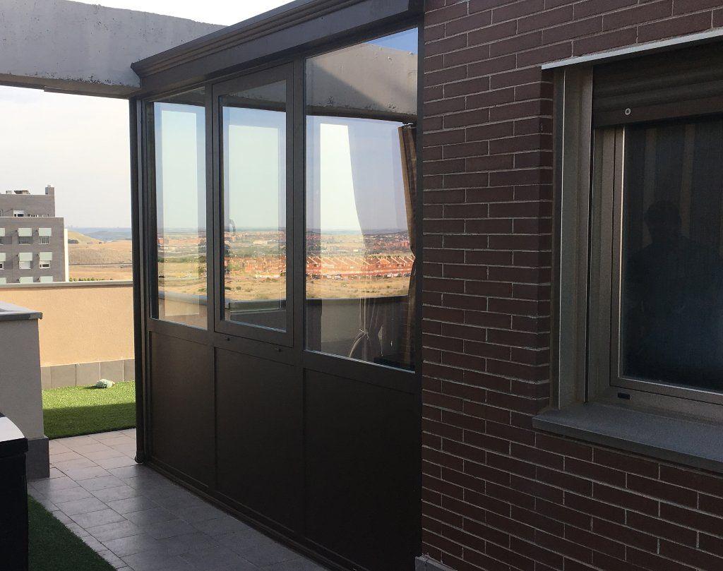 Cerramientos De Terrazas En Aluminio Cerramiento Terraza