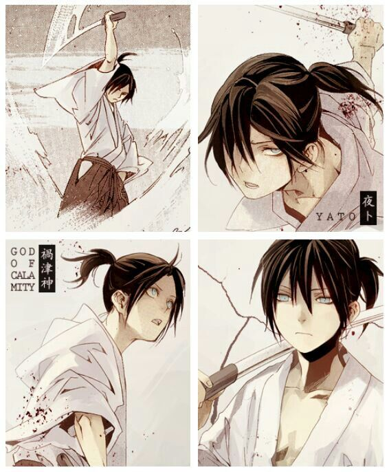 Does Anyone Else See The Similarity Between Yato With A