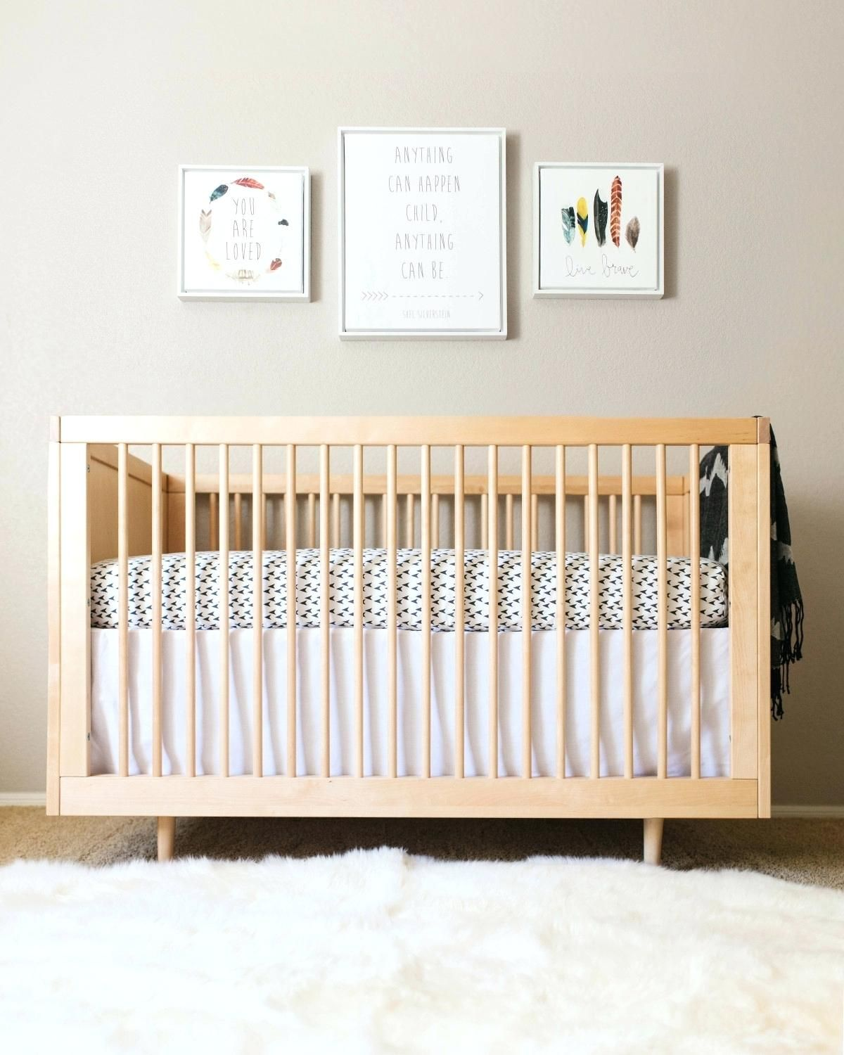Crib natural wood babyletto hudson crib natural wood modern crib natural wood crib natural wood color