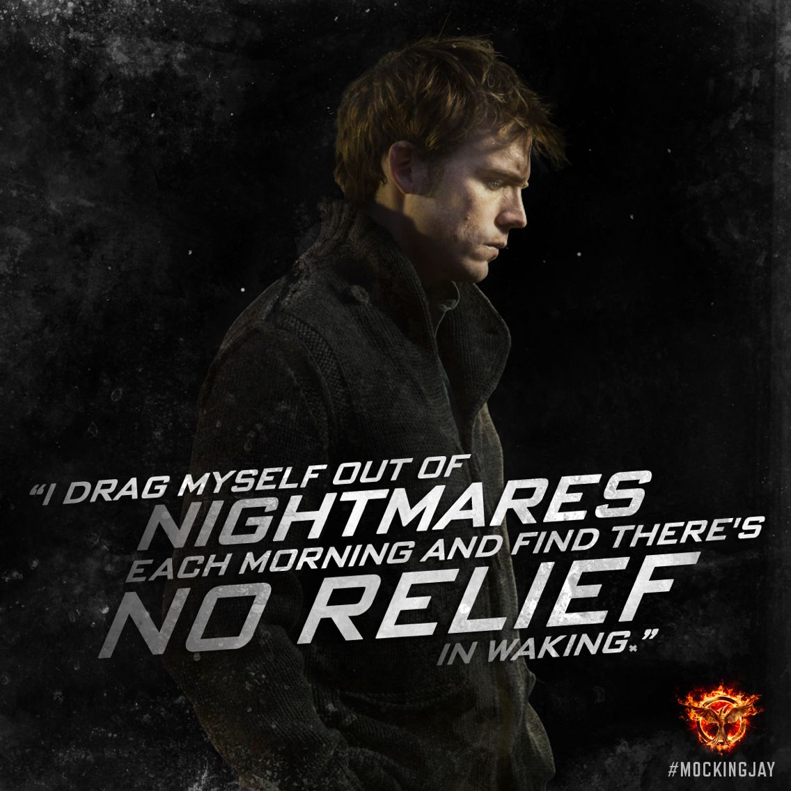 Prepare For 'Mockingjay, Part 2' With Finnick Odair's Best ... |Mockingjay Finnick Odair