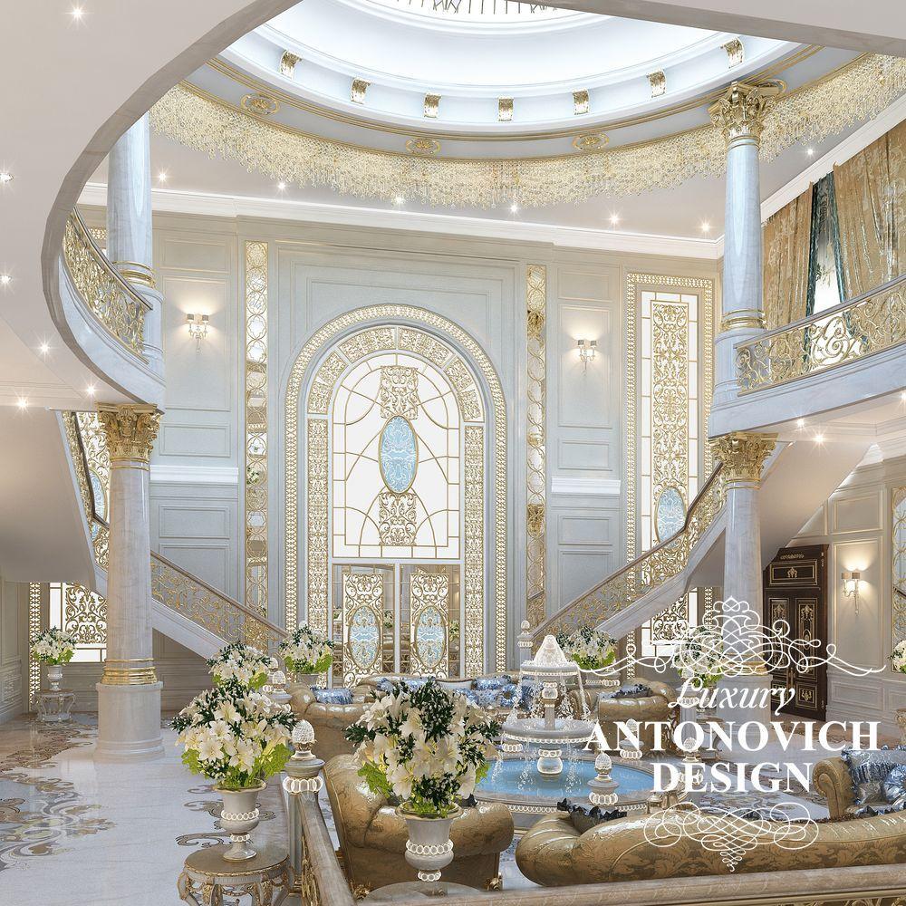 Дизайн роскошной виллы | Luxury, Interiors and Castle house