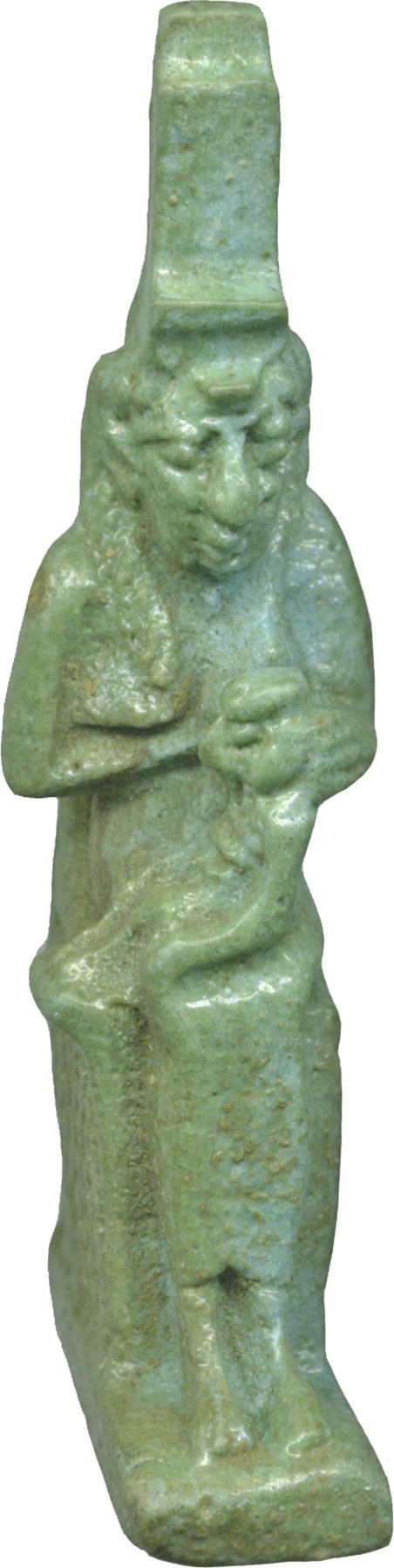 Isis Nursing Horus egypt 663-332 BC (Late Period)