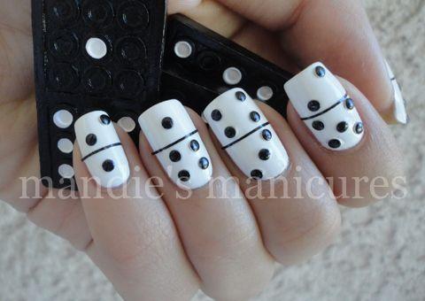 ladies nails domino