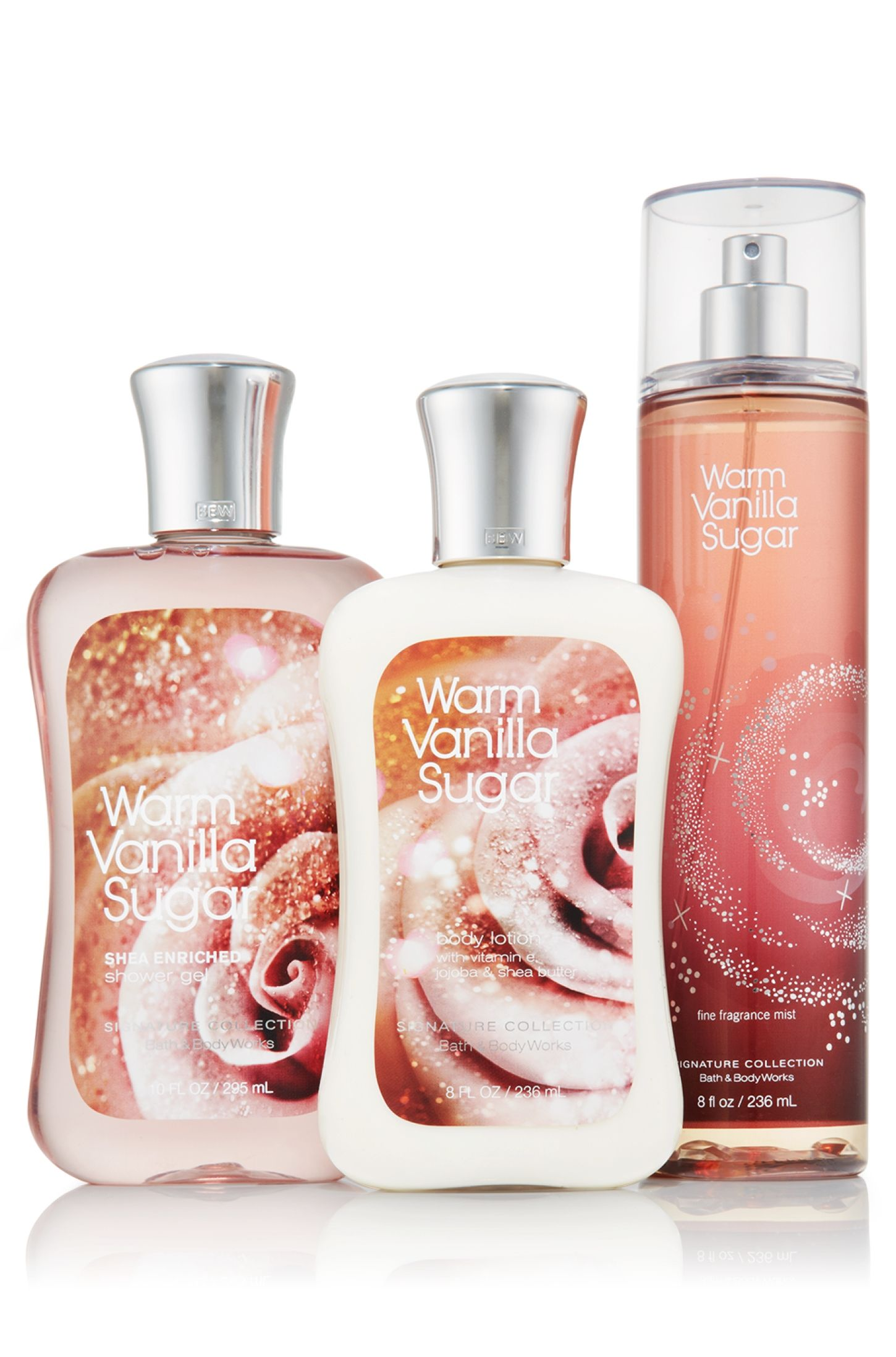 Warm Vanilla Sugar Ultimate Fragrance Experience Bath Body