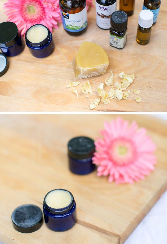 DIY Solid Perfume | HelloNatural.co