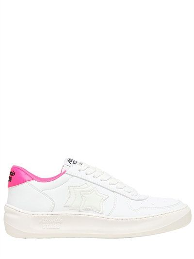 Atlantic Stars MAYA LEATHER SNEAKERS eJF2BxNyc