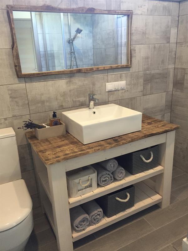 Photo of Rustic Bathroom Vanity – buildsomething.com