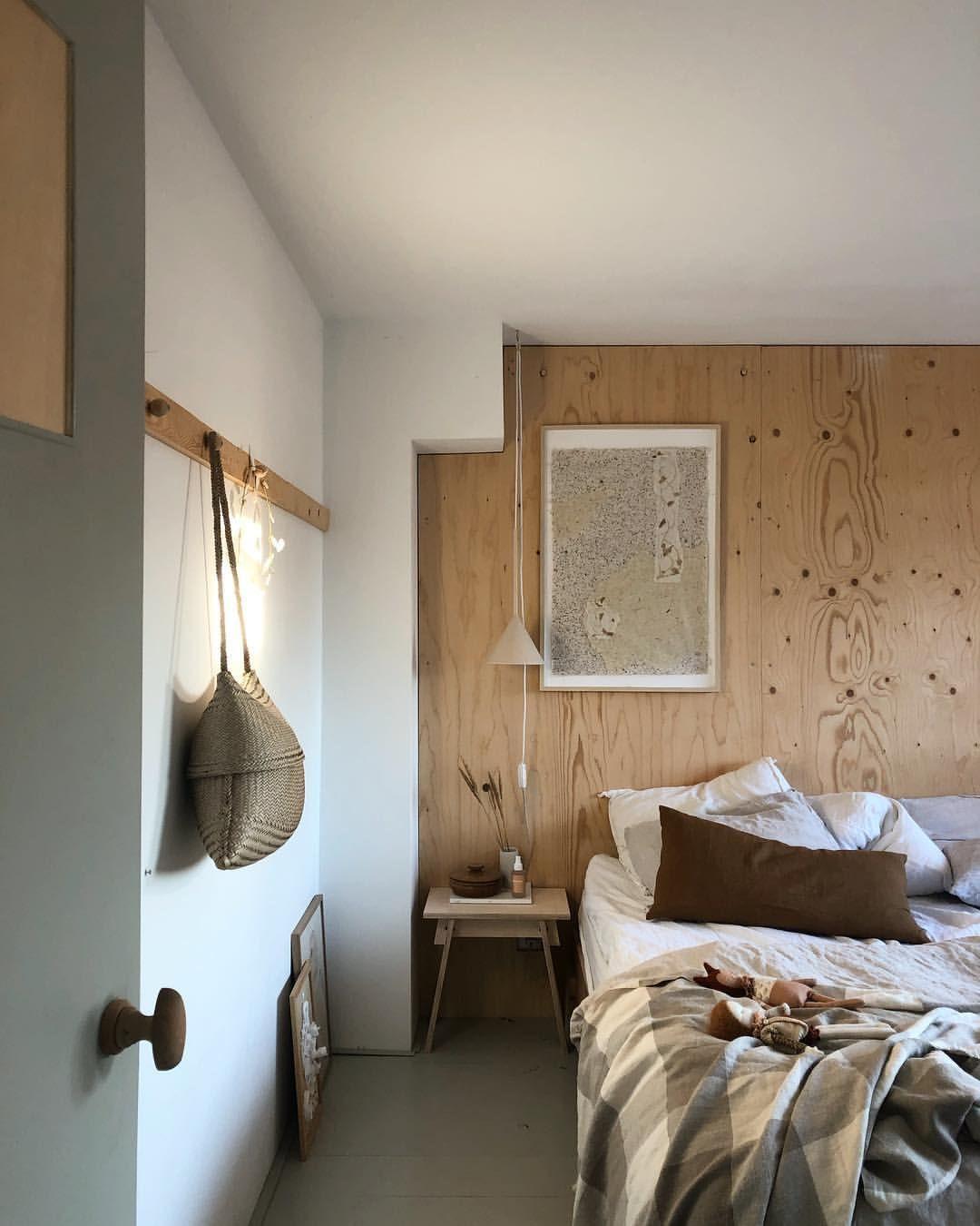 Wandverkleidung aus Holz fürs ein warmes gemütliches