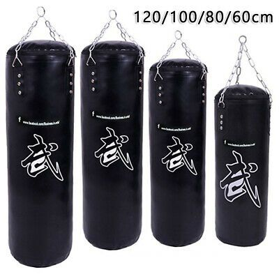Heavy Boxing Punching Bag Training Kicking MMA Workout Empty Core Exercise Gym