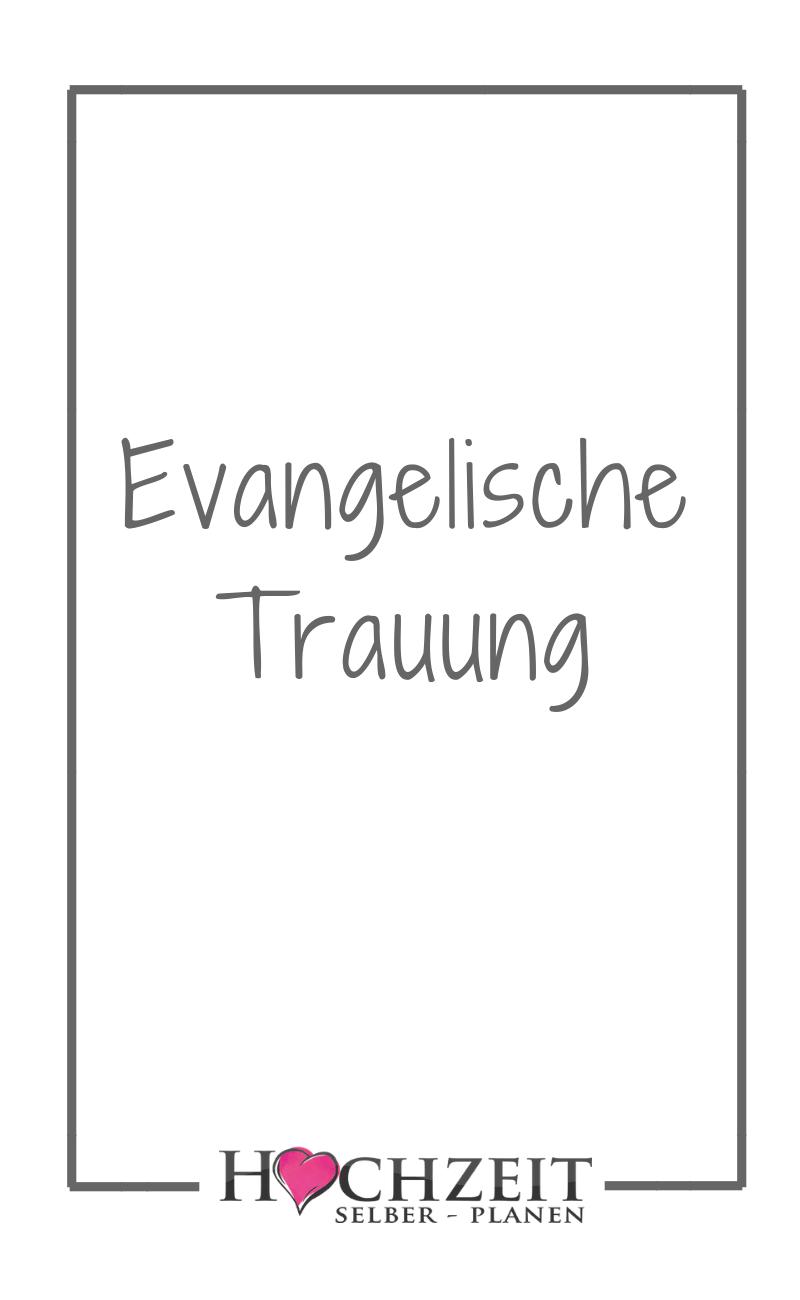 Evangelische Trauung Trauung Hochzeit Ehe