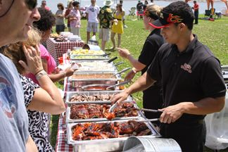Phils BBQ Catering