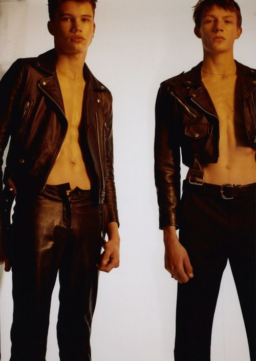A Little God In My Hands Leather Pants Leather Jacket Fashion Portraiture