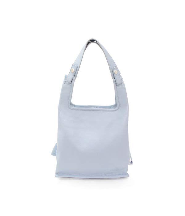 Supermarket Bag S Sky Blue | Lumi Accessories  www.shoplumi.com