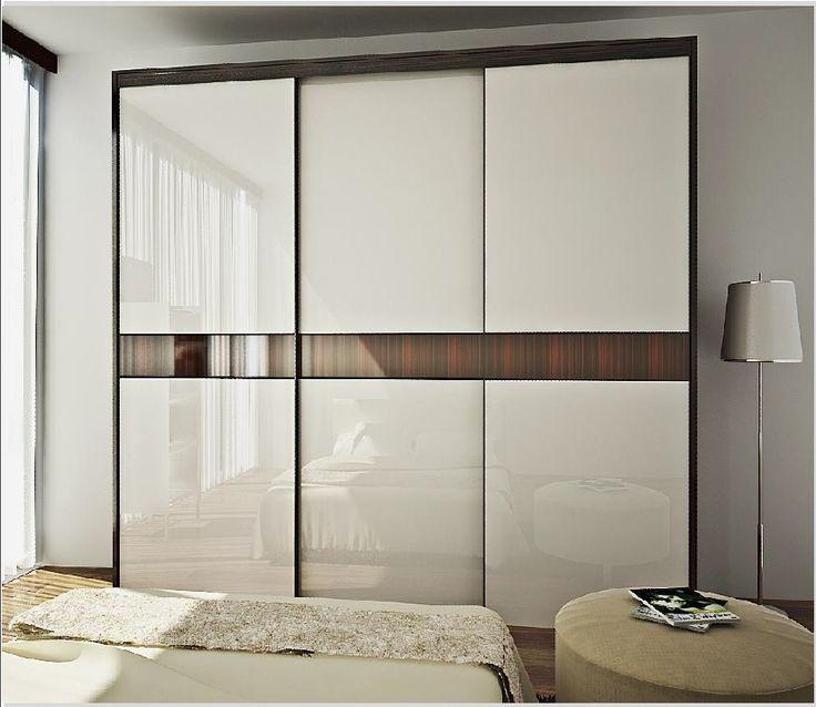 Cheap Bedroom Design Ideas Sliding Door Wardrobes: DIY Closet Doors Can Help Transform Your Entire Room And