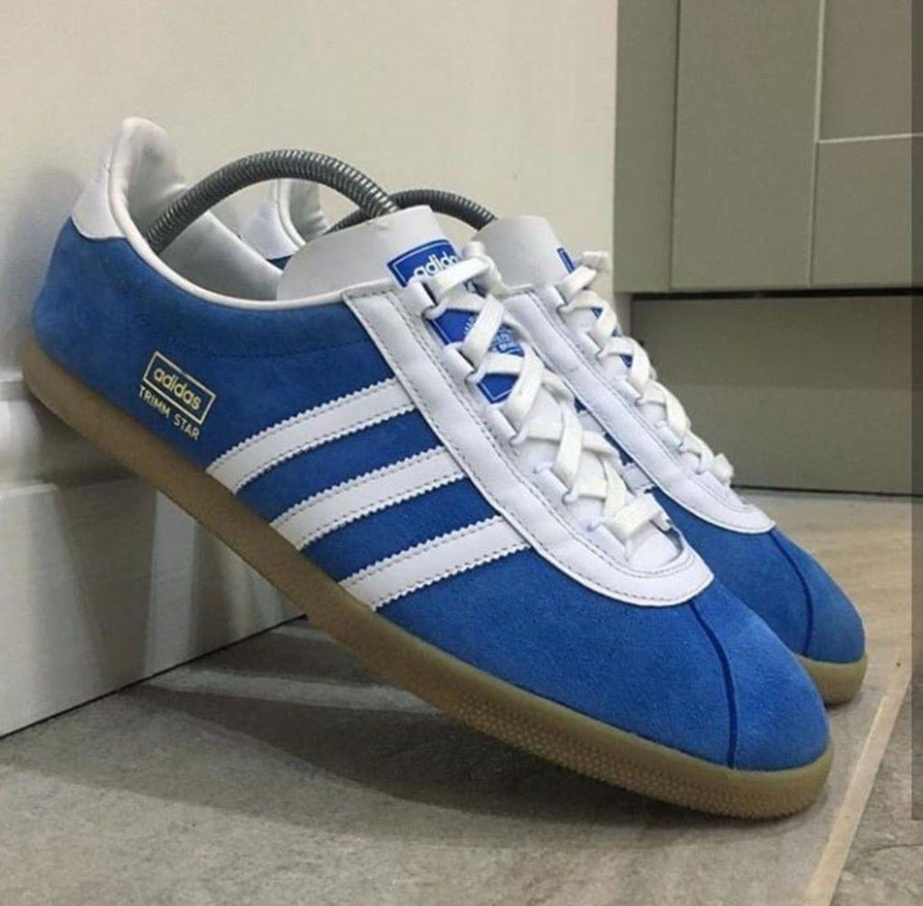 parálisis Alrededor Objeción  Nice old skool Trimm Stars | Football casuals, Sneakers, Adidas samba  sneakers