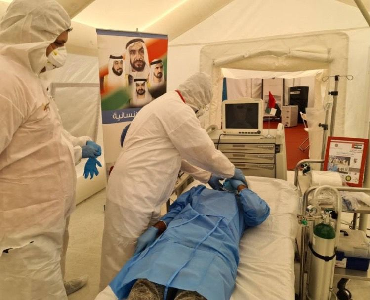 27 مستشفى من مستشفيات أبوظبي خالية من مرضى كورونا الإمارات بالعربية Khaki Pants Khaki Pants