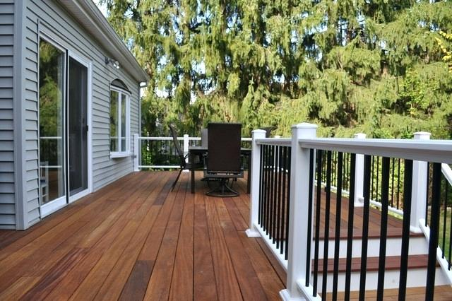 Deck Stain Colors For Grey House