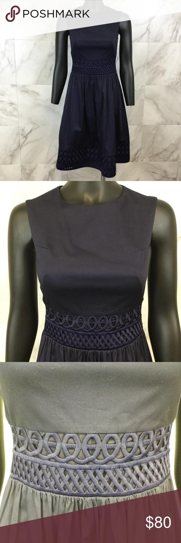 3af32b472ebf Ted Baker Dayzey Lace Panel Dress - size 2 Ted Baker Dayzey Lace Panel Dress  in