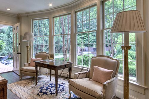 Bay Window Furniture | Window furniture, Home decor, Furniture