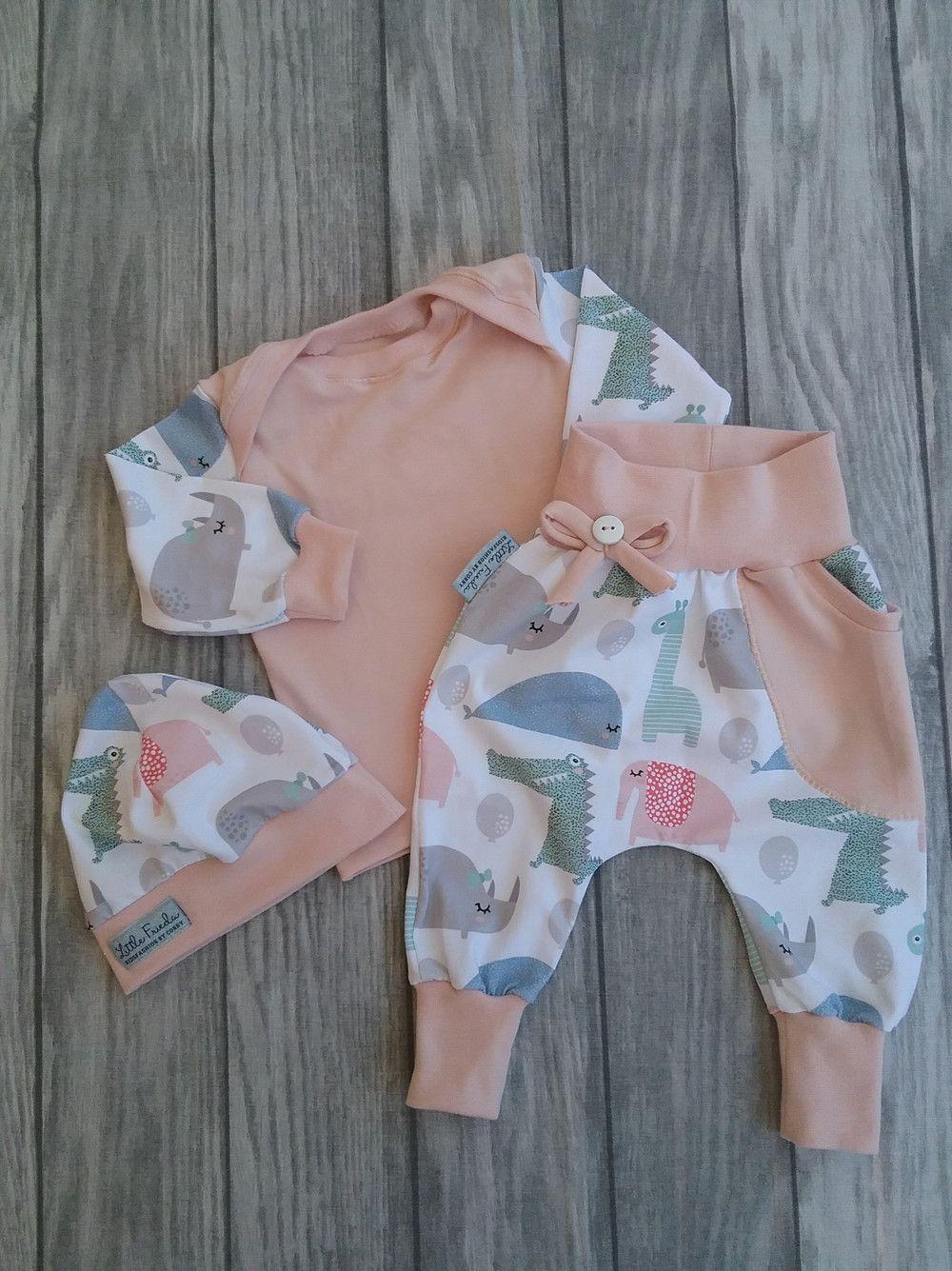 Sets - Set Shirt & Pumphose Mädchen Baby Kinder  - ein Designerstück von LittleFrieda-KidsfashionByConny bei DaWanda #babyshirts
