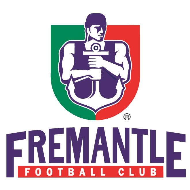 Rugby League Rules Nfl: FREEMANTLE FC LOGO VECTOR