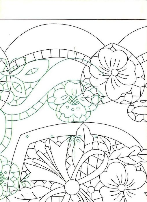 Pin by Valerie Robins on Embroidery - Patterns   Pinterest   Bordado ...