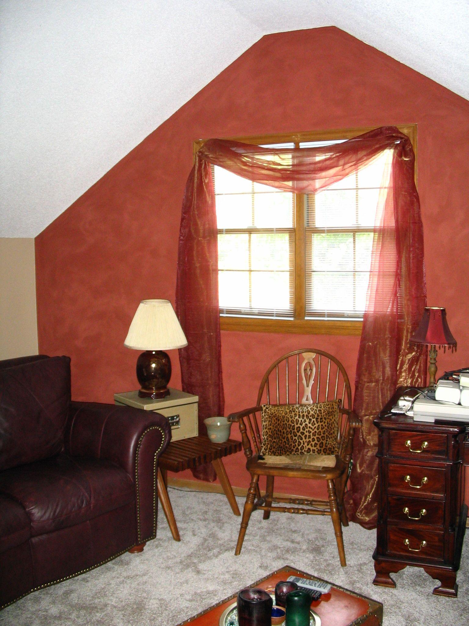 Rowan Berry Ralph Lauren Suede Paint Interior Painting