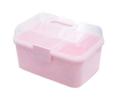 Portable Handheld Family Medicine Cabinet First Aid Kit Storage Box Light Pink Blancho http://www.amazon.co.uk/dp/B01CZSULX0/ref=cm_sw_r_pi_dp_sNf-wb11TW02A