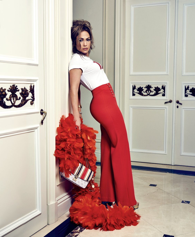 f51e8df2e68 Jennifer Lopez for the GUESS + Marciano Spring  18 Campaign ...