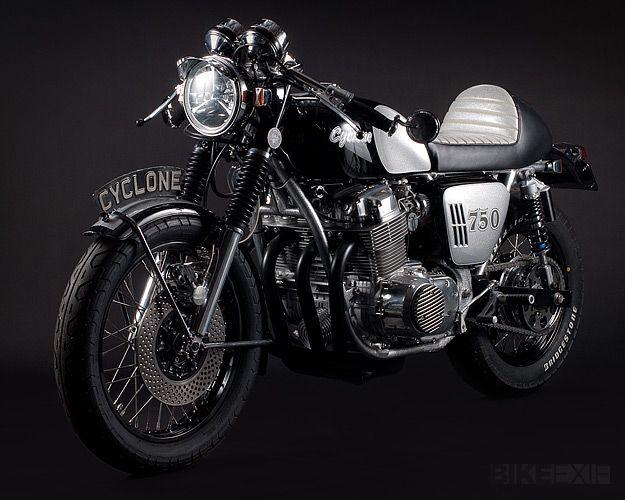 Honda café CB750 - really my style