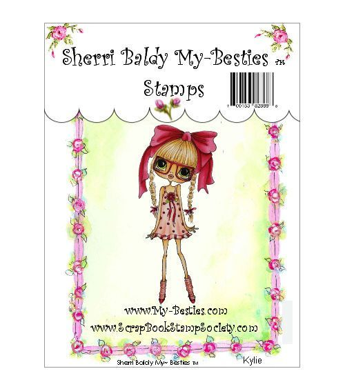 My Besties Clear Stamp-Kylie