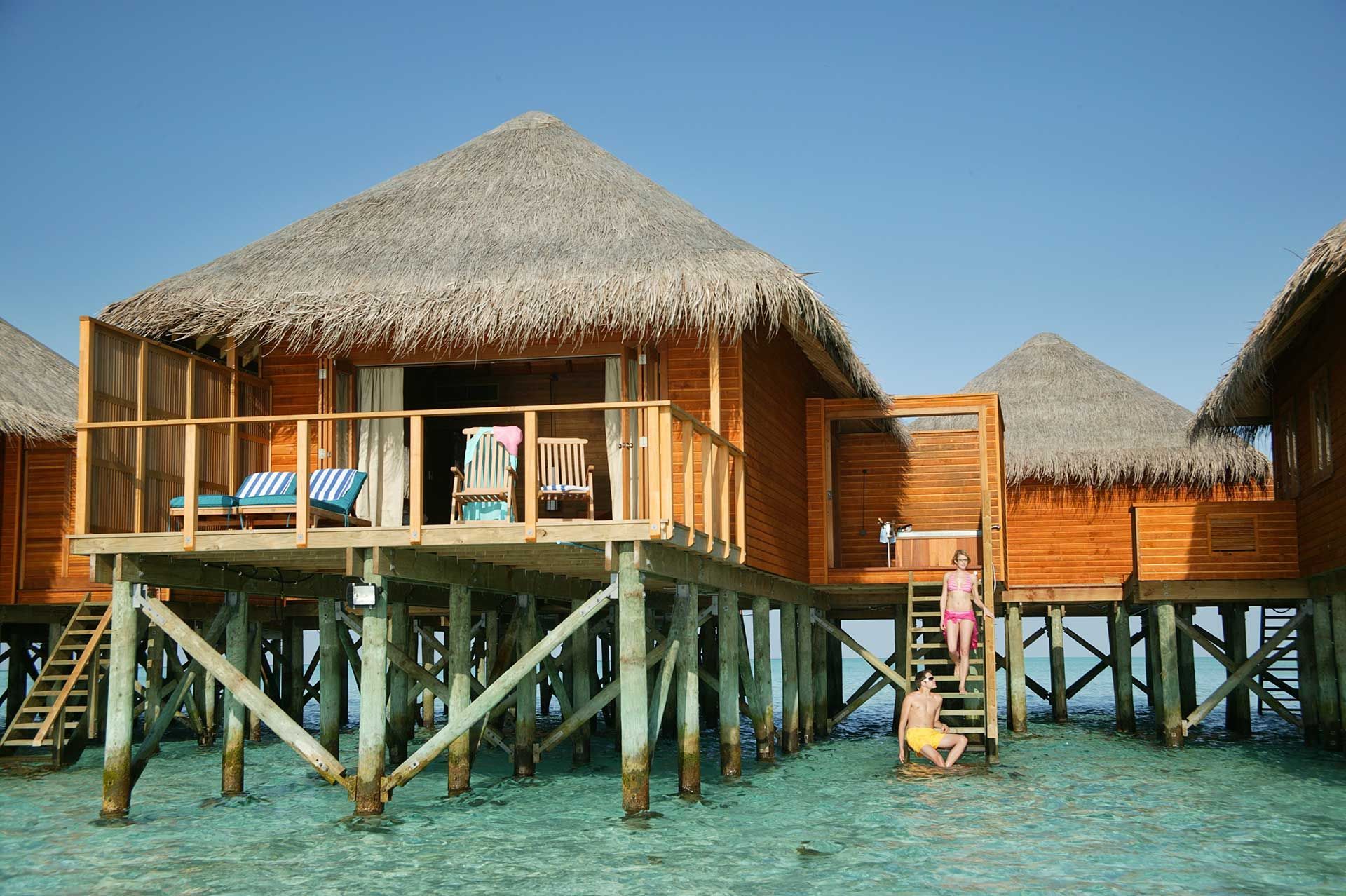 Meeru Island Resort Spa North Male Atoll Maldives