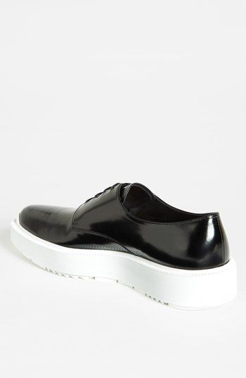 64a793da41d Prada Wedge Sole Derby.