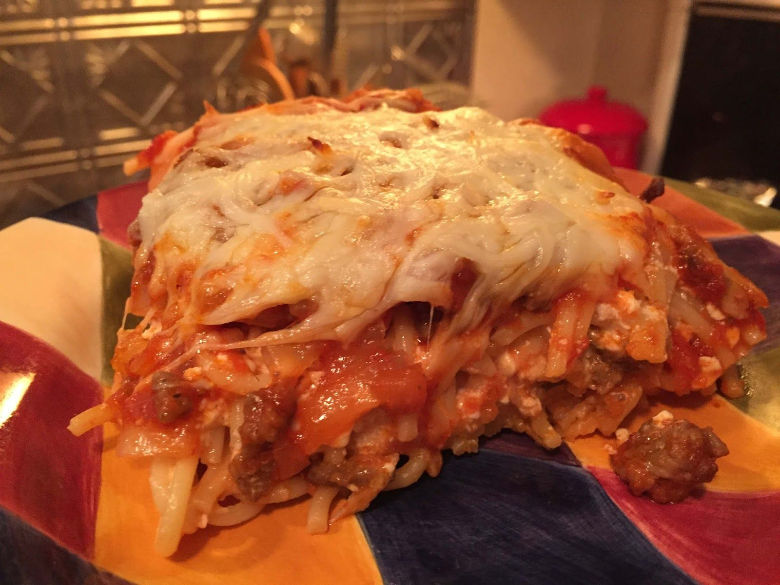 Freezer meal baked spaghetti freezer meals baked