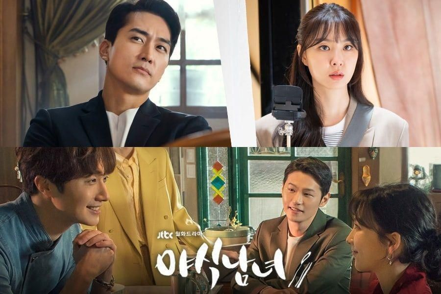 """Dinner Mate"" Premiere Sees Promising Ratings, ""Sweet Munchies"" Sets Off To Quiet Start"