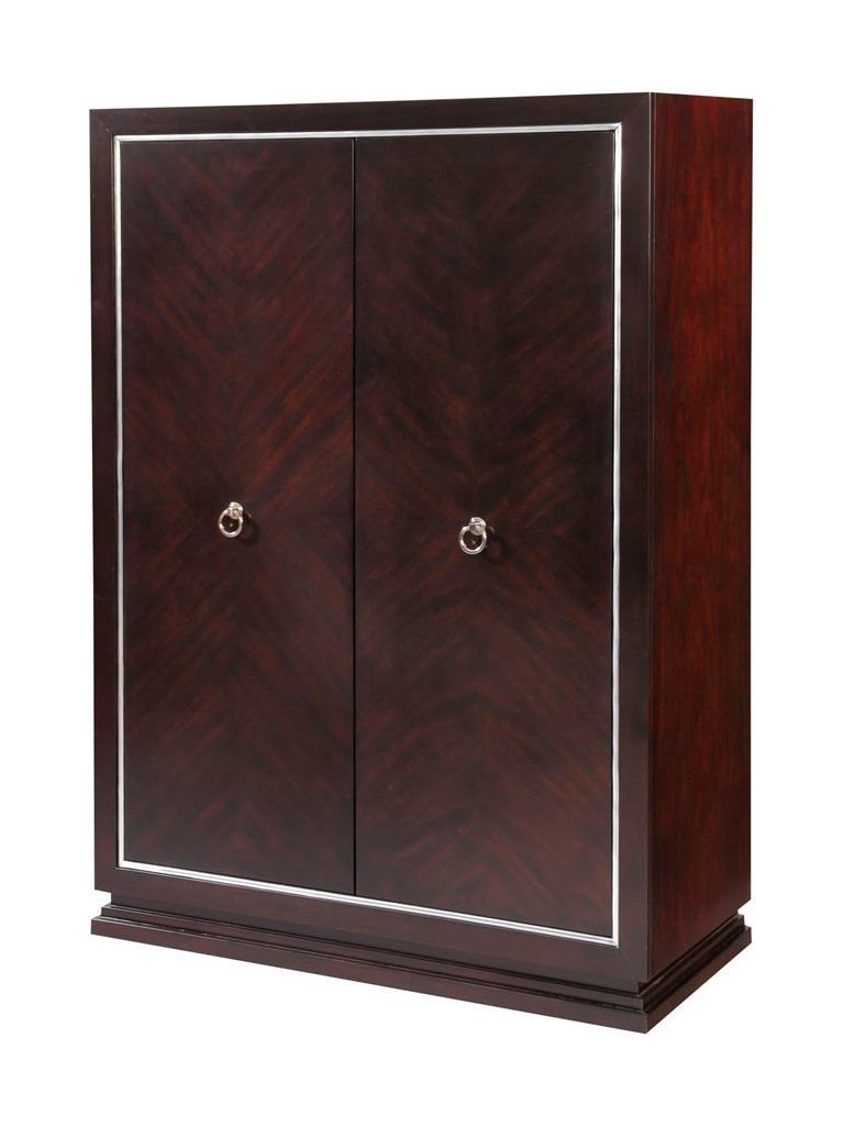 Bar Cabinet, Broyhill, Pinstripe Collection | Home Gallery ...