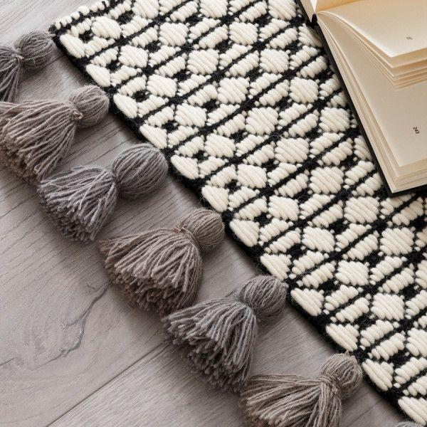 Teppich Insula Mit Bildern Grafische Muster Teppich Flauschiger Teppich